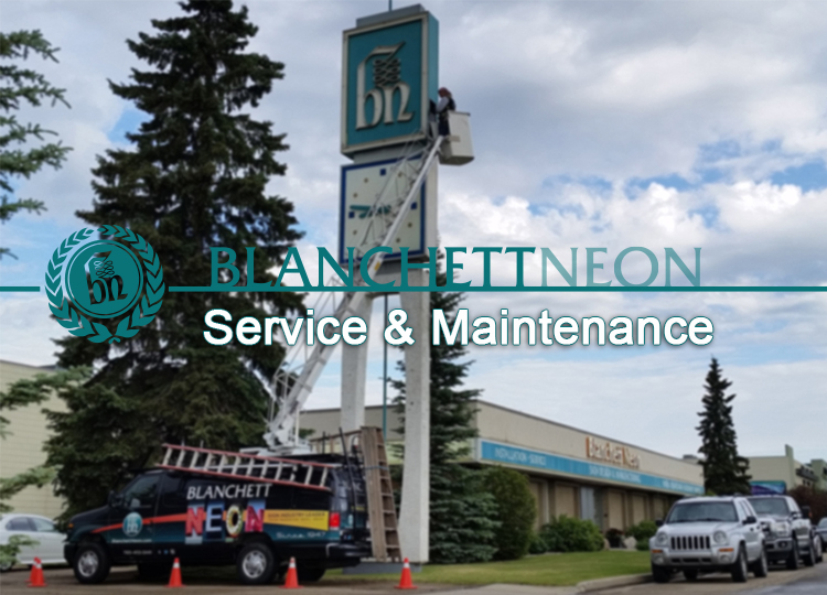 edmonton sign serbvice