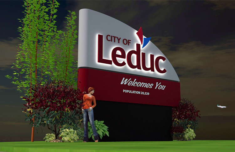 City of Leduc- Big
